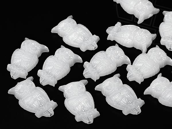 aufnahteile-und-motive-aus-acrylglas-von-star-bright-eule-15-0-x-24-0mm-white-alabaster-30-stuc