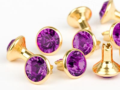 chaton-nieten-von-swarovski-elements-ss34-amethyst-gold-4mm-schaft-500-stuck