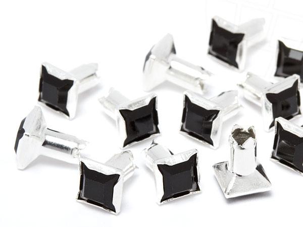 chaton-nieten-quadrat-von-swarovski-elements-4mm-jet-silber-4mm-schaft-500-stuck