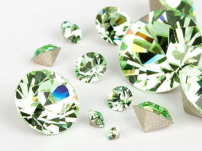 chatons-von-swarovski-elements-chrysolite-multi-size-mix-7704-stuck