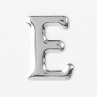 hotfix-aluminium-nieten-von-unique-buchstabe-e-silber-3-stuck