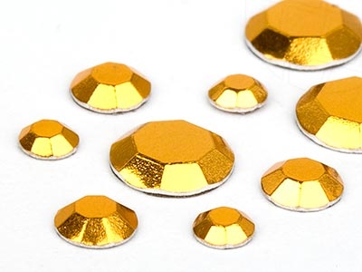 hotfix-aluminium-rhinestuds-von-unique-multi-size-mix-gold-3524-stuck