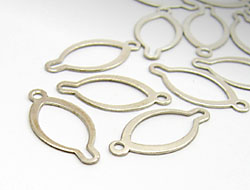 Kettenverbinder 19x9mm (silver)