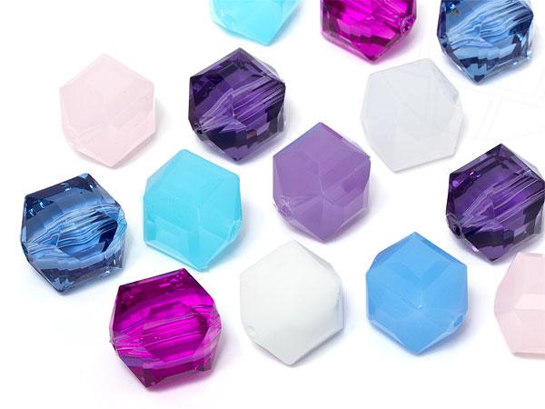 perlen-aus-acryl-kunststoff-von-star-bright-cubist-12-0-x-14-5mm-lady-mix-30-stuck