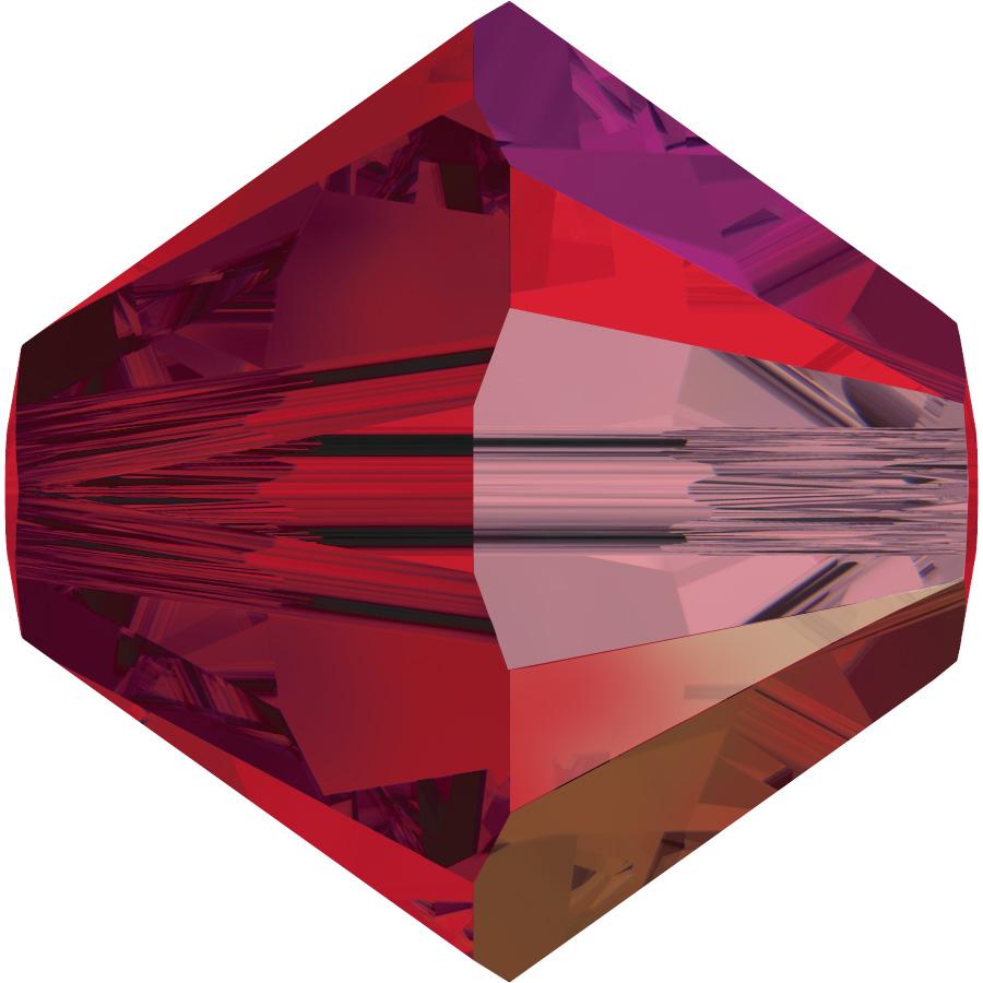 glasperlen-zum-auffadeln-von-swarovski-elements-doppelkegel-6mm-light-siam-ab-48-stuck