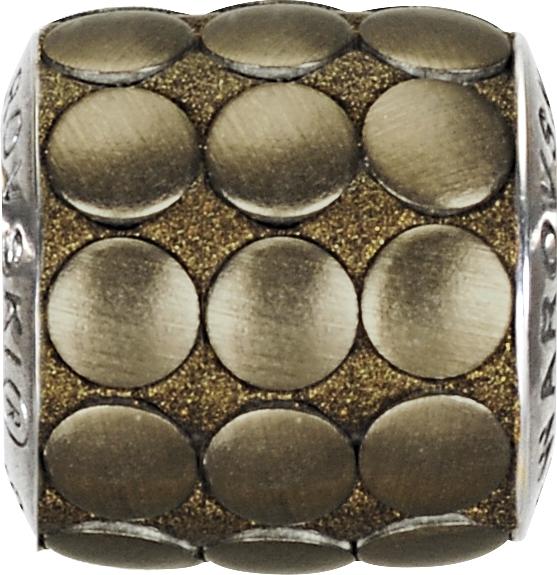 gro-lochperlen-european-beads-von-swarovski-elements-becharmed-pave-9-5mm-bronze-brushed-edels