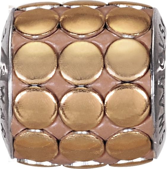 gro-lochperlen-european-beads-von-swarovski-elements-becharmed-pave-9-5mm-copper-polished-edel