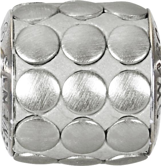 gro-lochperlen-european-beads-von-swarovski-elements-becharmed-pave-9-5mm-silver-brushed-edels