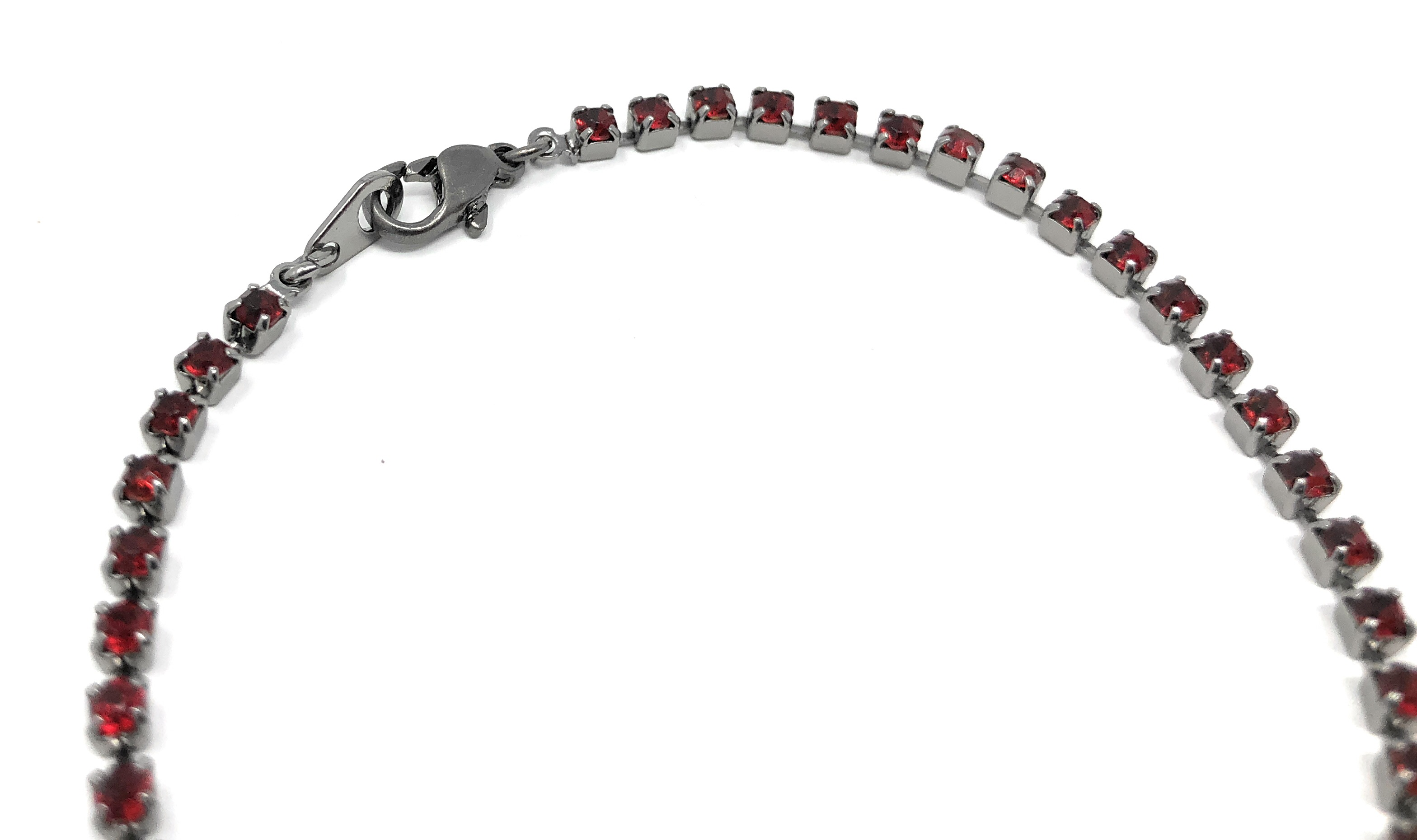 Bracelet with Rhinestones