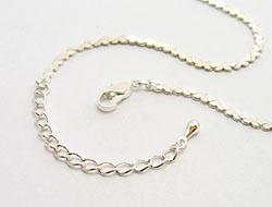Halskette (silvered)