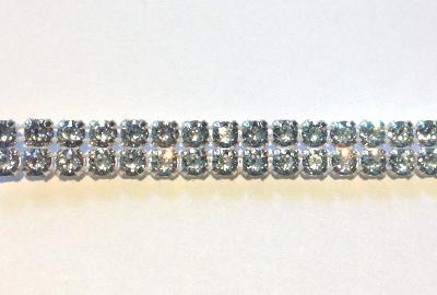 strassband-von-swarovski-elements-pp24-2-reihen-silber-crystal-restposten-20-zentimeter