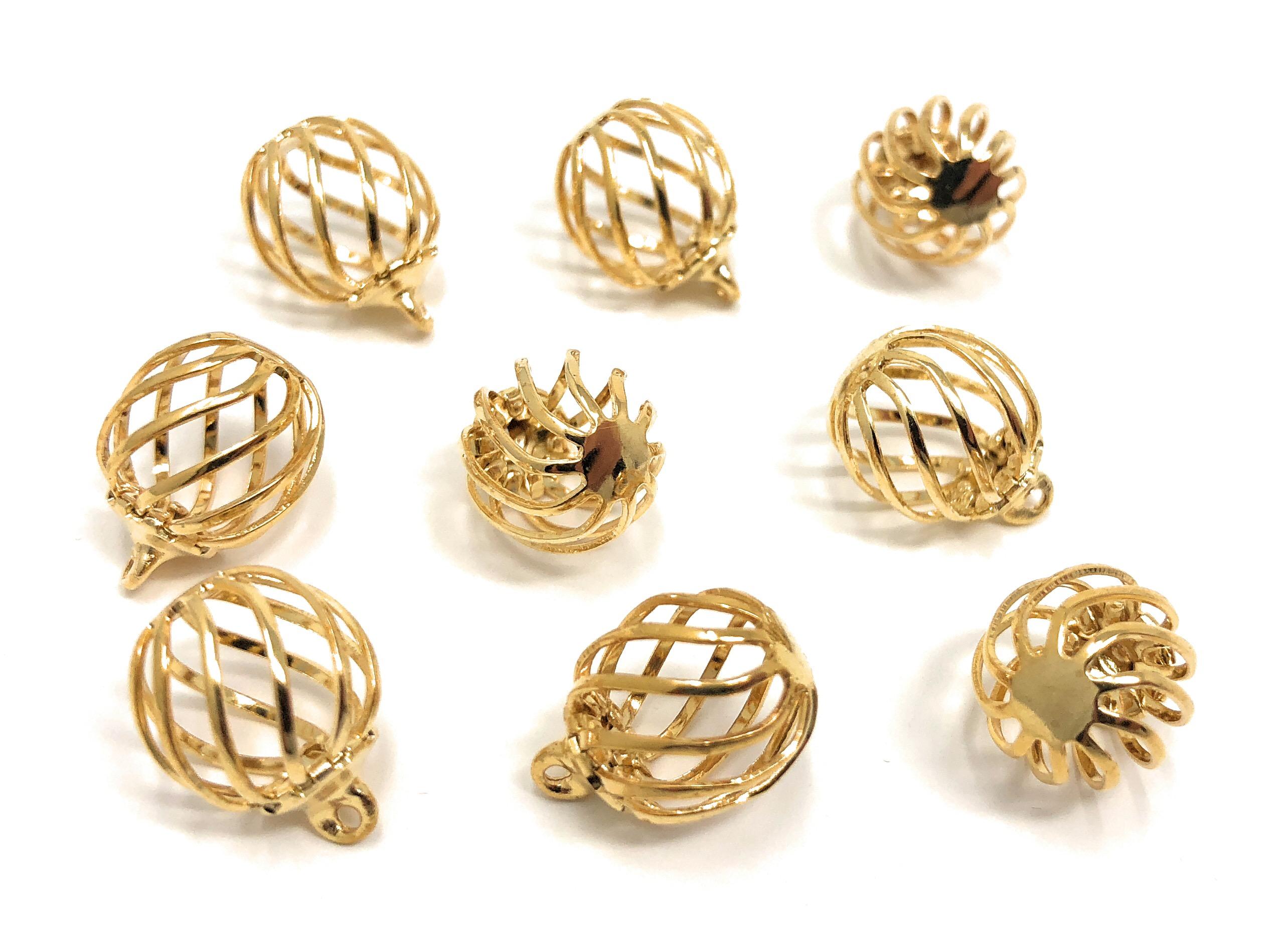 metallperle-mit-ose-anhanger-kafig-geschwungen-10mm-gold-100-stuck