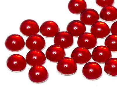 cabochons-glasnuggets-schmucksteine-rund-3-5-4-0mm-light-siam-100-stuck