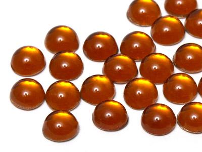 cabochons-glasnuggets-schmucksteine-rund-4-5-5-0mm-topaz-100-stuck