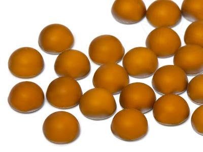 cabochons-glasnuggets-schmucksteine-rund-4-5-5-0mm-topaz-frosted-100-stuck