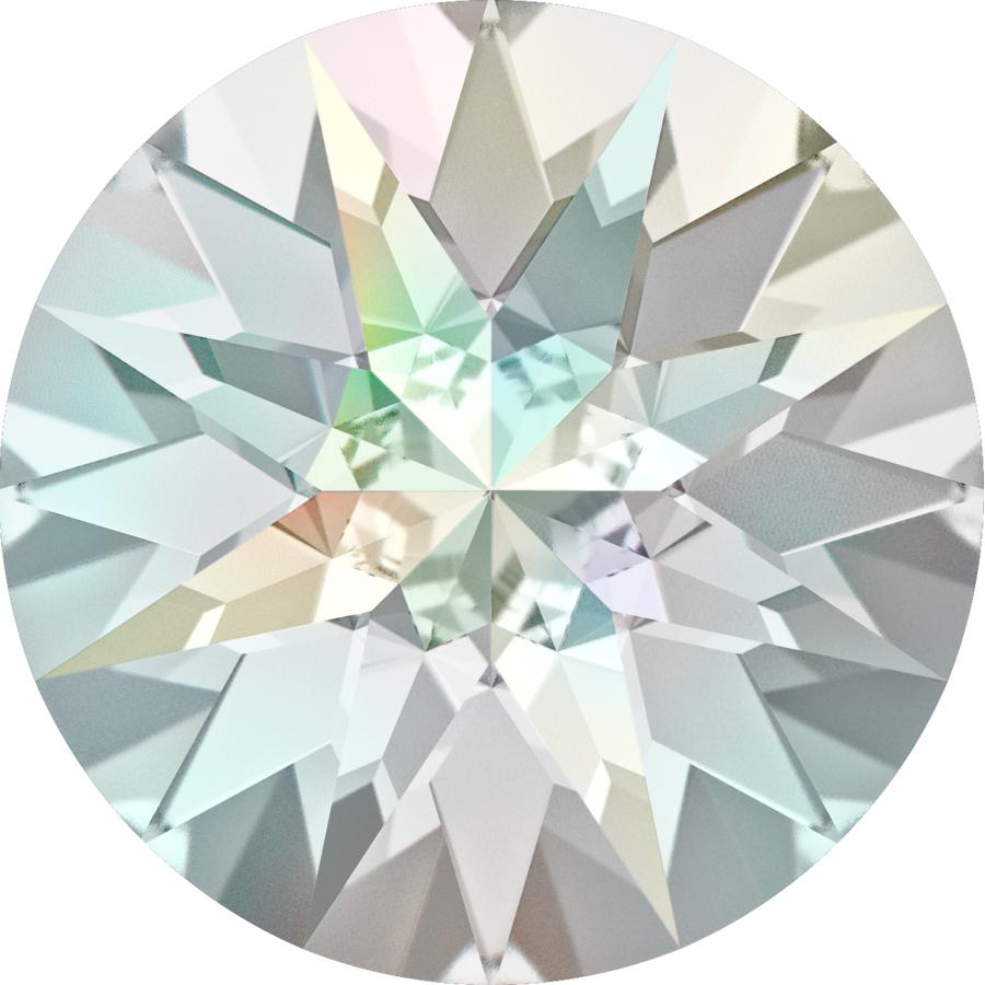 "Gemstones of Swarovski Elements ""Xirius Pointed Chaton"" SS29 (Crystal-AB), REMAINING STOCK"