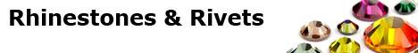Rhinestones & Rivets