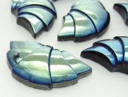 Gemstones 22x38mm (Amethyst-AB)