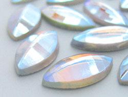 Gemstones  8x16mm (Crystal-AB)