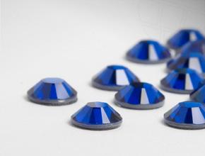 Rhinestones No-Hotfix of Swarovski Elements | SS 7 (2.2mm), Capri Blue