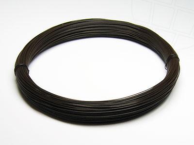 Myrtle wire 0,31mm (dark brown)